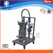 Chariot de pompe de filtre