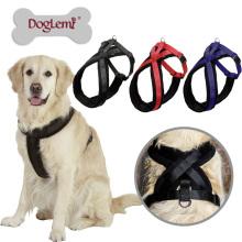 Grande Cão Ar Malha Conduzida Retrátil Trela Do Cão Forte & Respirável Trela Do Cão Levou