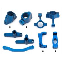Traitement d'usinage CNC de pièces automobiles