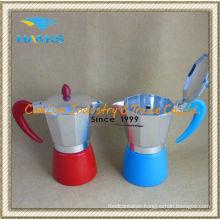 6cups Aluminium Espresso Coffee Pot