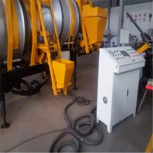 Small Portable Asphalt Drum Mix Plant Exporter
