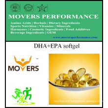 DHA+EPA Softgel/Vegetable Softgel/No Preservatives