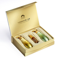Fragrance/Perfume Paper Cardboard Packaging Box with Inner Tray