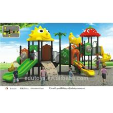 B10189 Outdoor Kinder spielen Plastik Schule Spielplatz