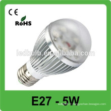 High brightness 5w dimmable par20 e27 spot spot