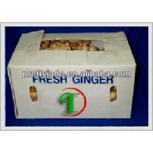50 à 250 g de gingembre frais