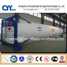 Nouveau prix bas et conteneur de réservoir de dioxyde de cabochon T75 oxygène azote argon de haute qualité