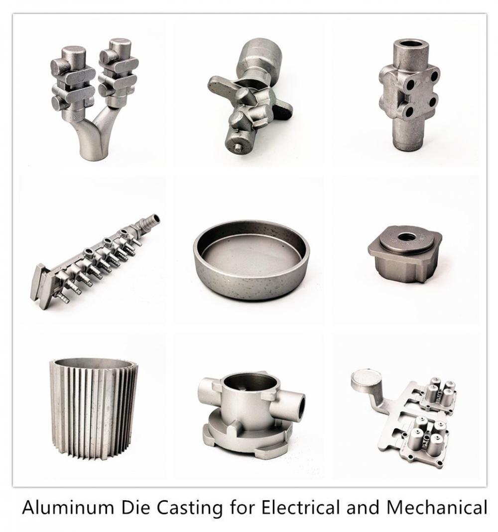 Aluminum Die Parts