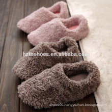 Hot sale Unisex indoor soft plush slippers Cheap winter slippers