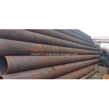 ASTM A106 Gr. B/L245/L290 L360/X42 Tuyau soudé