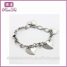 Grossiste en Chine 2014 bracelet à coeur de femme chanceuse