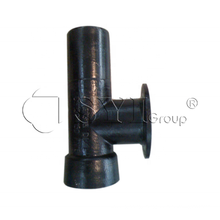 Ductilr Iron Pipe Fittings-Push on Joint