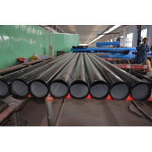 ERW Welded Carbon Black Steel Pipe