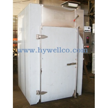CT-C Series Dryer Powder Squash