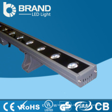 Impermeable IP65 DMX512 Control DC24V 500 mm 12 * 3W RGB LED arandela de la pared