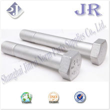 hexagonal bolt dacromet plated