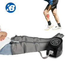 2021 New High Quality care health reboots normatec recovery leg massager with air compression lymphatic drainage machine