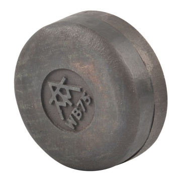 China Best Hard facing clad plate reduce/eliminate Wear Buttons Wear Donuts WB75 for in repairs installation