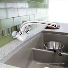 Robinet d'eau et robinet de cuisine
