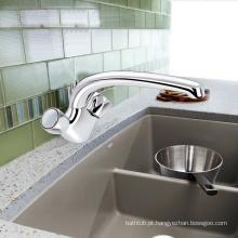 Torneira de água da torneira da cozinha e torneira da cozinha
