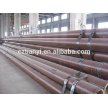 Low Carbon API 5L Seamless Stainless Steel Pipes
