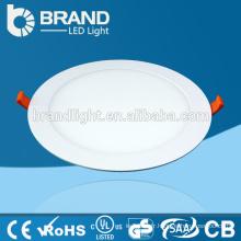 AC85-265V SMD2835 Round 12w ultra léger LED Light Panel