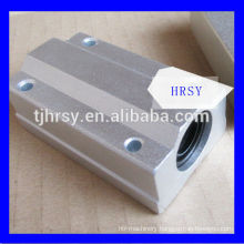 Aluminum linear slide unit SCS25LUU