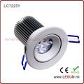 Recessed Instal 5W / 10W LED teto para baixo luz LC7225y
