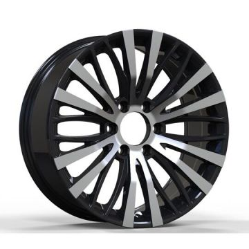 Land Cruiser Replica Wheel 20x8.5 schwarz poliert
