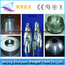 Custom high precision sheet metal Stamping aluminum spinning
