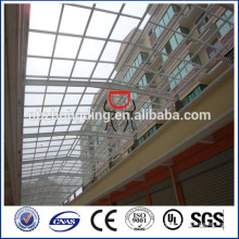 Twinwall Structure Blue Polycarbonate Panel for Building