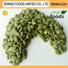 Buena calidad Núcleos de semillas de calabaza