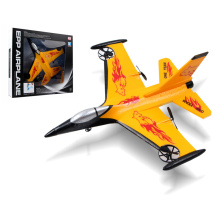 2.4G 4CH RC Airplane R/C Toy EPP Battle Plane (H0234086)