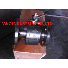 Alloy Forge Ball Valve for Anticorrosive