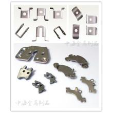Estampagem de metal de precisão personalizada, estampagem de chapa metálica, peças de estampagem de metais