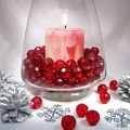 Hot Selling Acrylic Crystal Beads For Wedding Decor