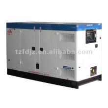 100kw Volvo silent type Diesel Generator Sets