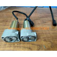 Pièces d'excavatrice du solénoïde 702-21-07610 PC300-8 de valve de Komatsu