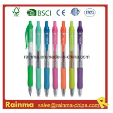 Retractable Premium Gel Ink for Office Supply