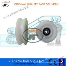 JFThyssen 70 * 17mm 6200 Elevador S8 Rodillo de suspensión de puerta