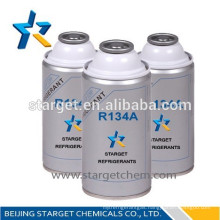 Cooling Agent Refrigerant R134a used in Refrigeration Equipment A/C China refrigerant r134a gas car care equipment distributors