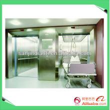Ascenseur médical, Ascenseur de l'hôpital, Ascenseur de lit