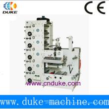 Máquina automática de la alta calidad para la impresión flexográfica de la etiqueta (RY-320)