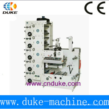 High Quality Automatic Machine for Flexographic Label Printing (RY-320)