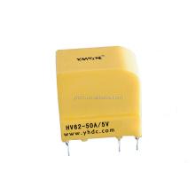voltage sensor 50V/5V-200V/5V hall effect voltage sensor
