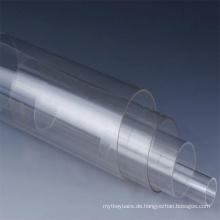 Klare LED-Lichter-elektrische Draht-Schutz-PC-Rohr-steife 35mm Plastikrohre
