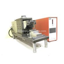 O CE aprovou a máquina de soldadura ultra-sônica Custo-eficaz do fio 20KHZ