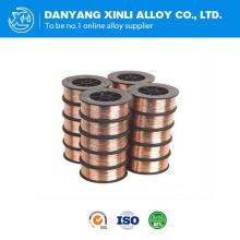 China fabricante Cobre aleación de níquel Alambre de resistencia alambre CuNi2 (NC005)