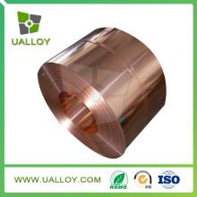 Bande de résistance cuivre manganèse manganin ruban 6j13 pour ampèremètre