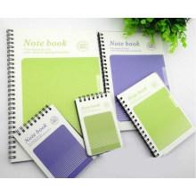 Cuadernos de ejercicios de portada PP